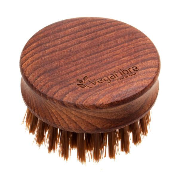 vegane Massagebürste Vegafibre® Filamente mit isländischer Alge
