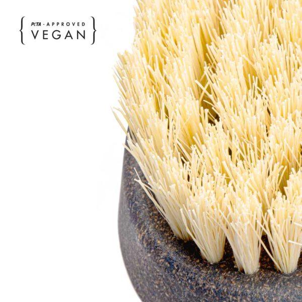 vegane Badebürste aus Tampico Fibre Kaktusfaser
