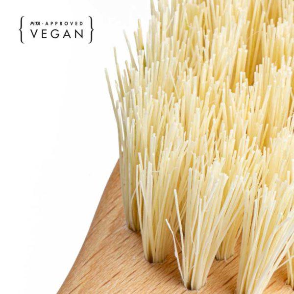 vegane Haarbürste