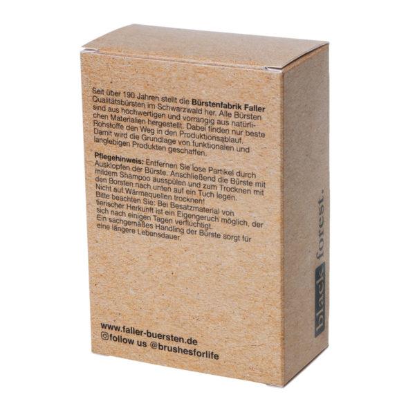 Allzweckbürste Verpackung Rückseite