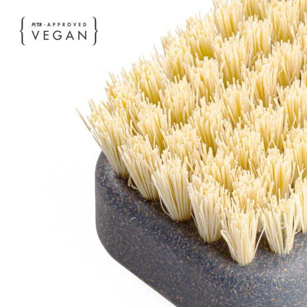 vegane Handwaschbürste Tampico Fibre Kaktusfaser