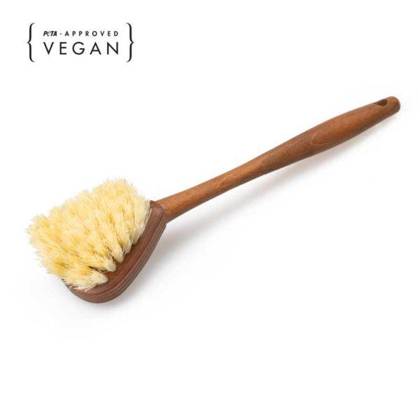 vegane Spülbürste
