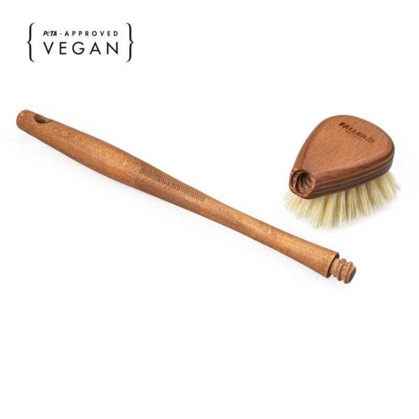 vegane Spülbürste mit Wechselkopf