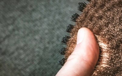 Ionic Brush – Anwendung der Trockenbürste