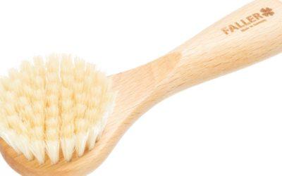 Gesichtsbürste – Anwendung und Tipps